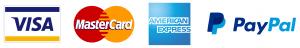 logos payment methods