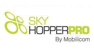 Sky Hopper - Mobilicom Logo