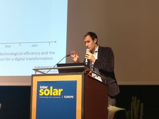Drones in Solar Tech