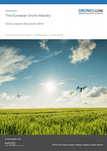 The European Drone Industry - Barometer 2018 small
