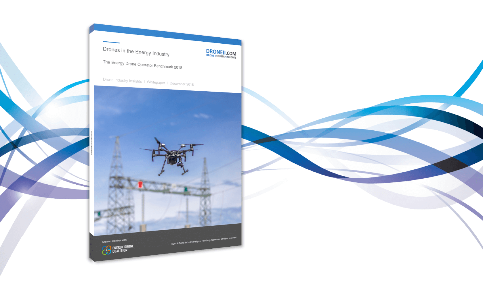 Drones in the Energy Industry - Banner