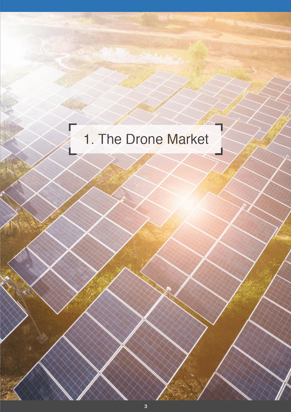 Drones in the Energy Industry - The Drone Market