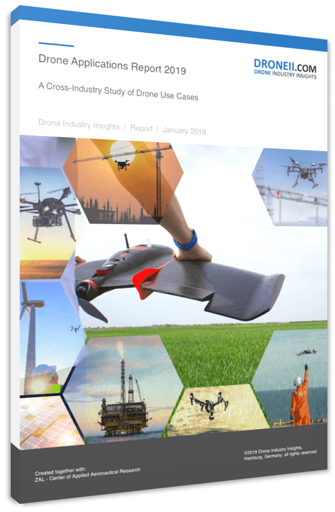 Drone Applications Report 2019 Title 3Ds
