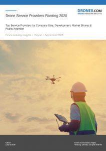 Drone Service Provider Ranking 2020 - Drone Market