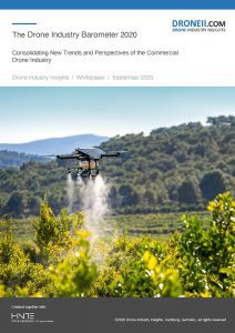 Commercial Drone Industry Survey 2020