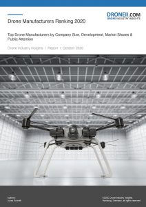 Drone Manufacturers Ranking 2020 Title
